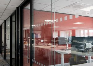 Office refurbishment Oxford