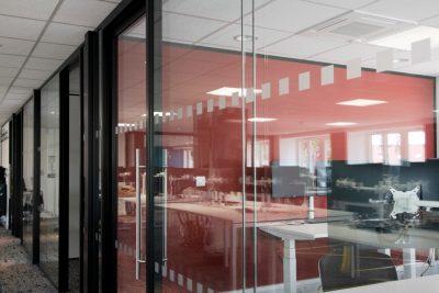 Office refurbishment Oxford