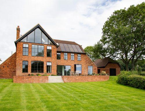 Family-home renovation, Buckingham