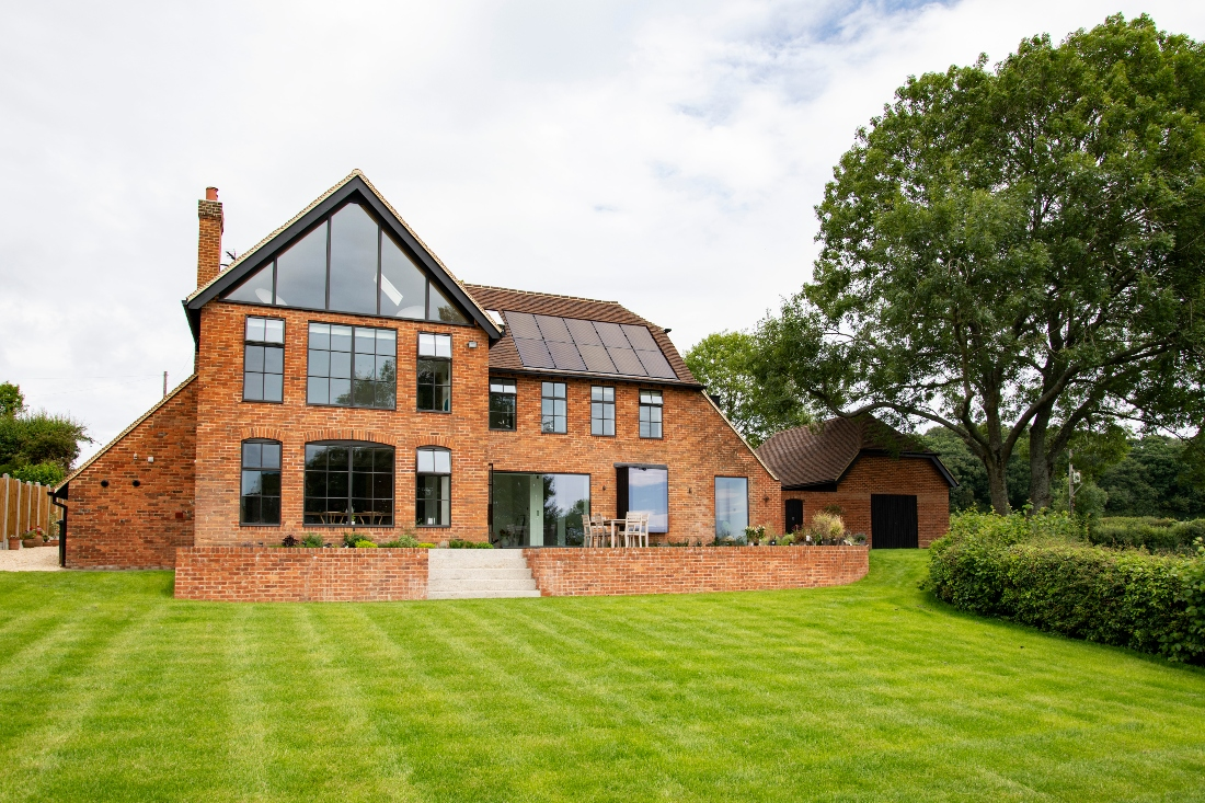 Family home renovation, Buckingham